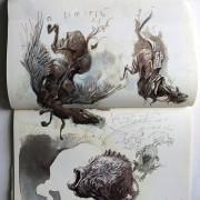 Lemuria_Sketchbook